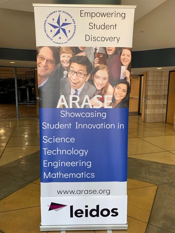 Students Shine at ARASE Competition