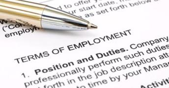 employment agreement