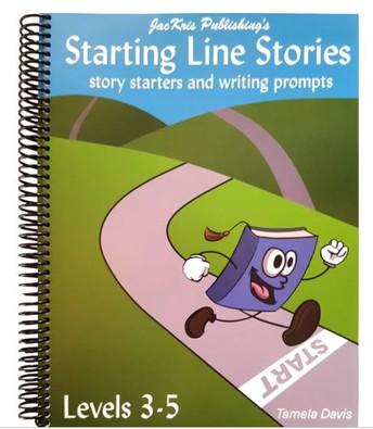 Starting Line Stories by Jac Kris Publishing