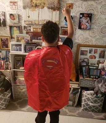 Superhero Tuesday!