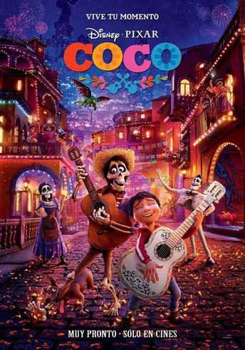 Movie Night Coco - March 2