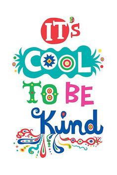 KINDNESS is Contagious!