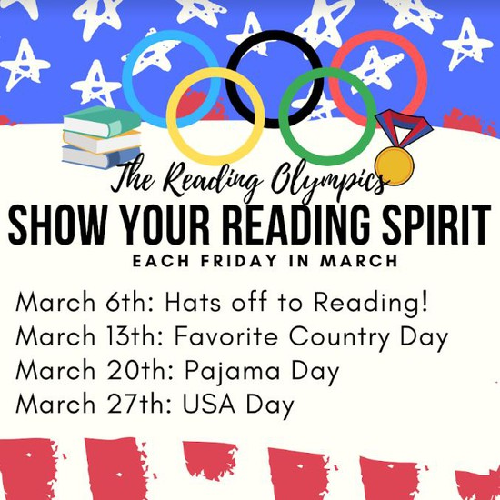 Show Your Reading Spirit Flyer