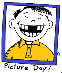Picture Day!  Tuesday September 1st.