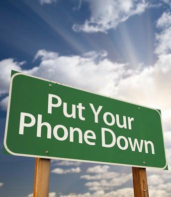 A Cell Phone Health Regimen