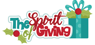 Join Us in The Spirit of Giving