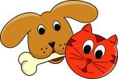 Pets on School Property/Mascotas en el Parque de Juegos