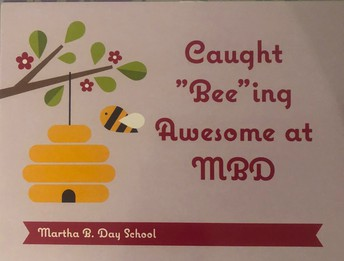 "Students Caught ""Bee""ing Awesome at MBD"