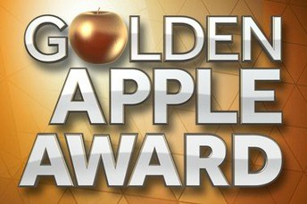 WYFF Golden Apple Award
