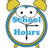 BSE School Hours are 8:55 AM - 3:40 PM