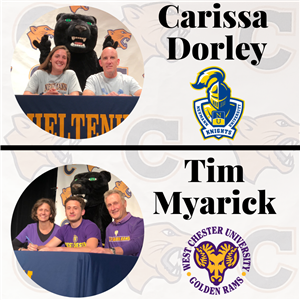 Dorley, Myarick Sign Letters of Intent