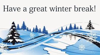 December 24-January 7 Winter Break