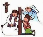 Confesiones y la Santa Misa