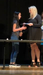 Sophie Wong Wins Jeffco Writing Challenge