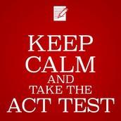 Oct 28th- ACT