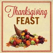Thanksgiving Feast - UPDATE