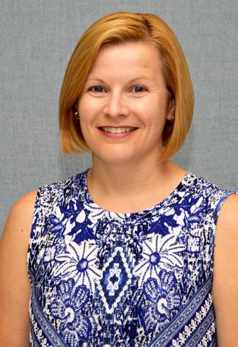 Building Coordinator- Hope Brown