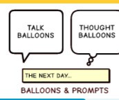 Balloons and Prompts