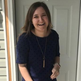 8th grade Math Co-Teacher, Emily Hiter!