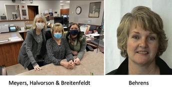 FHS Recognizes Wonderful Administrative Assistants