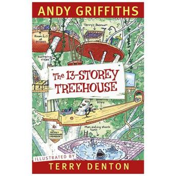 The 13 Storey Tree House Series