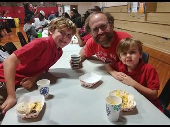 All Pro Dad's Breakfast