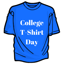 College T-Shirt Days