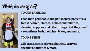Keep an eye on AHS Social Media  pages