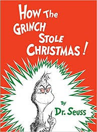 A Sherlock Favorite:  How the Grinch Stole Christmas