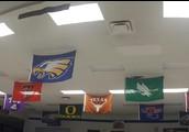 College Flag Sponsorships