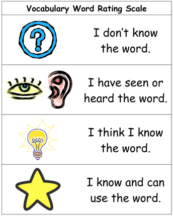 Reading Strategy for Parents and Children: Vocabulary - Grades K-5