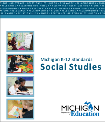 Learning About the Newly Revised K-12 Social Studies Standards