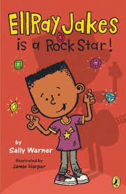 Elray Jakes is a Rock Star! (series)*