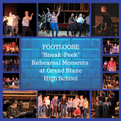 Grand Blanc Performing Arts Department goes all out with FOOTLOOSE!