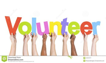 Volunteer Needs....