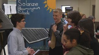 Sounding the SIREN/Solarize Bloomington Schools/SIREN
