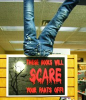 These Books Will Scare Your Pants Off!