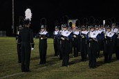 WHS Blue Band