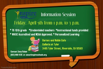 Riverside Info Session