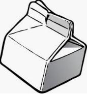 Vente de lait et de maïs soufflé