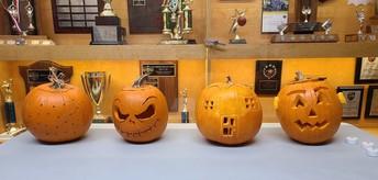 Staff Pumpkins