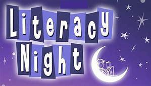 Literacy Night Fun!