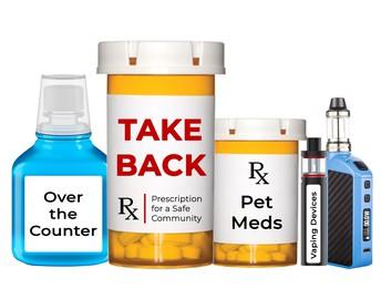 SAVE THE DATE: OCTOBER 24, 2020 BUCKS COUNTY PERSCRIPTION DRUG TAKE BACK