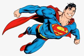 It's time to fly in the fun!  It's GMA's Super hero Run!