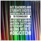 Digital citizenship comes with rights and responsibilities