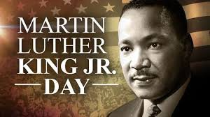 14. No School | Monday, January 20th in observance of MLK Jr Day