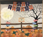 Principal's Note: Fall Frenzy