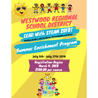 Summer Enrichment 2018 - Registration is Now Open