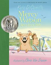 Mercy Watson Series by Kate DiCamillo