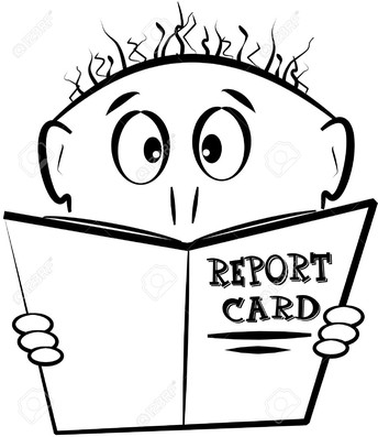 REPORT CARDS MAILED LAST WEEK!